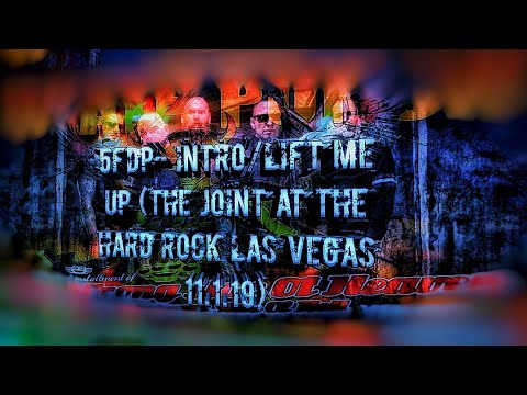 #5FDP Five Finger Death Punch- Intro and Lift Me Up (The Joint at the Hard Rock Las Vegas 11.1.19) mp3