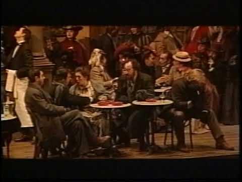 "Eteri Lamoris. ""Quando me'n vo'"". Musetta's waltz from opera La Boheme. ""Teatro Real"" of Madrid"