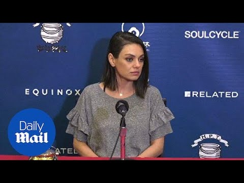 Mila Kunis says latest feminist movement will be lasting change - Daily Mail