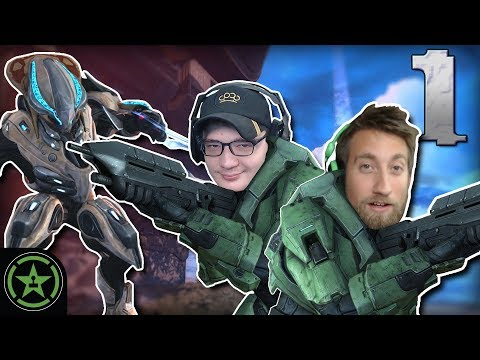 NO JUMP NO SHOOT - Halo: Combat Evolved Anniversary | Play Pals