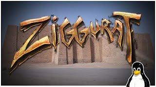 Ziggurat - A Linux Game