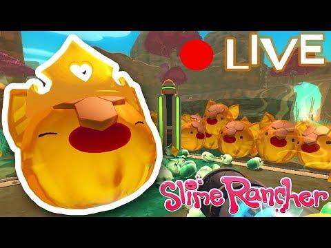 🔴 Slime Rancher Livestream! ☄️ Honeymint's Apiary & Ogden's Wilds Update!