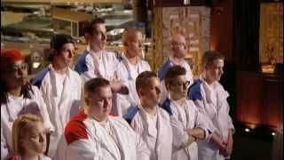 Hell s Kitchen S06E02 Chef Ramsay Vs Joseph