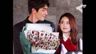赵丽颖曝《楚乔传》的感情戏,林更新拍完吻戏捂脸跑 ,好害羞