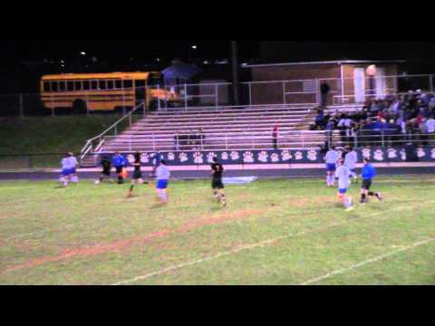 Liberty High School vs. Century High School Boys Soccer - 10-30-2015