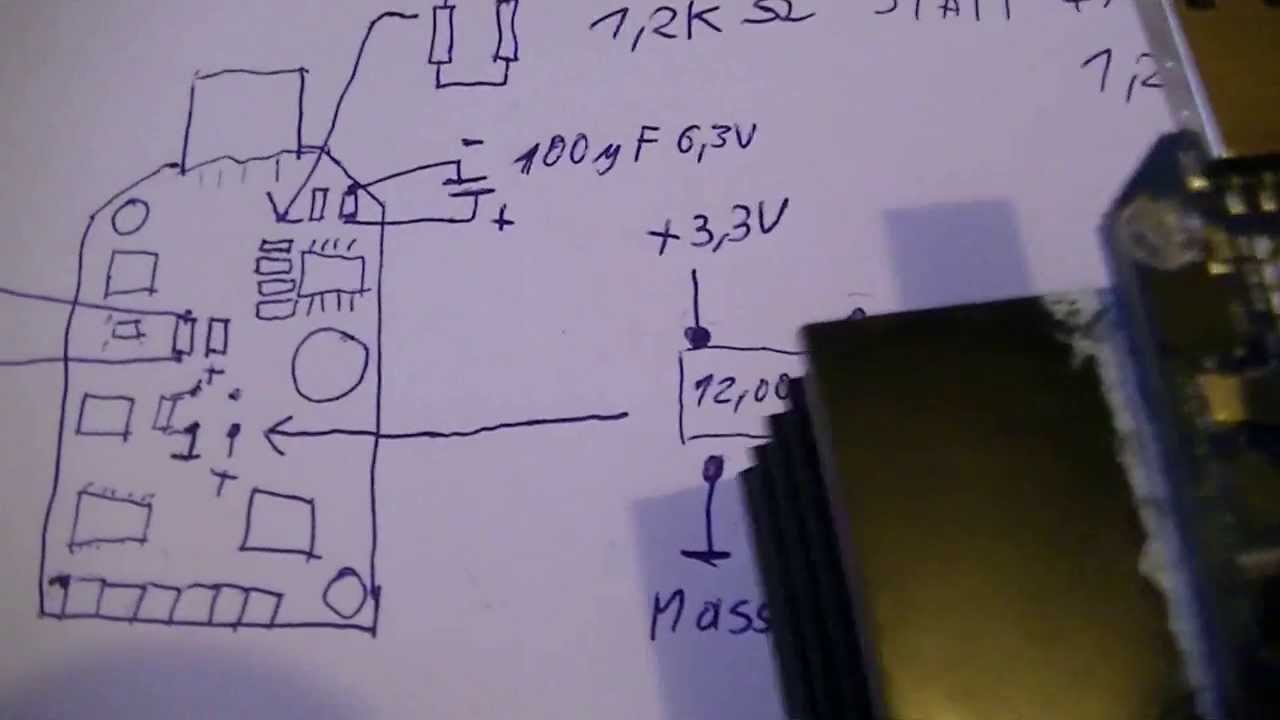 Bitcoin Miner Asic Overclock To 447 MHPs Manual Circuit And Explanation