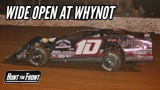 Wide Open and Out Front at Whynot! Fall Classic Night One