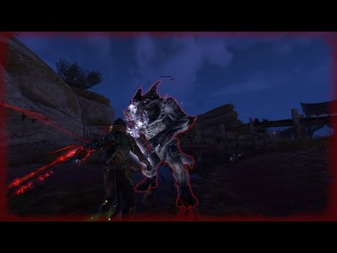 The Specter - Updated for ESO 2.2 - Stamina Nightblade PvE DPS