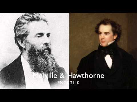 Week 10: No! In Thunder: Hawthorne & Melville