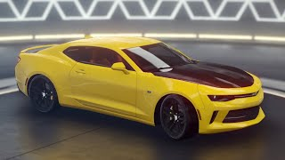 Asphalt 9: Legends - Chevrolet Camaro LT (MAX) Test-Drive