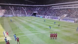 Fifa 15 Trabzonspor Galatasaray Frikik Gol' Fabregas