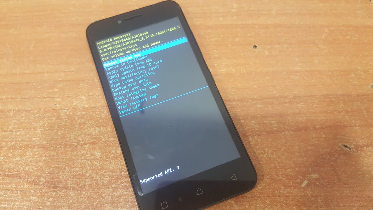lenovo smartphone software support