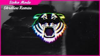 Travis Scott Sicko Mode (Skrillex Remix) [Bass Boosted]