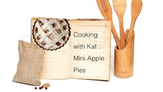 Cooking with Jenny - Mini Apple Pies