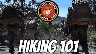 Hiking with a U.S. Marine