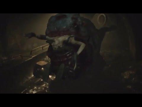 First Gamma Encounter | Resident Evil 3 (2020)