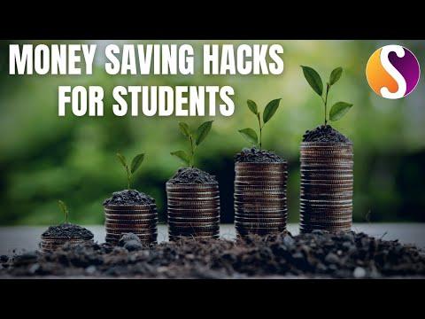 A Students Guide To Saving Money | Best Money Saving Hacks 2021