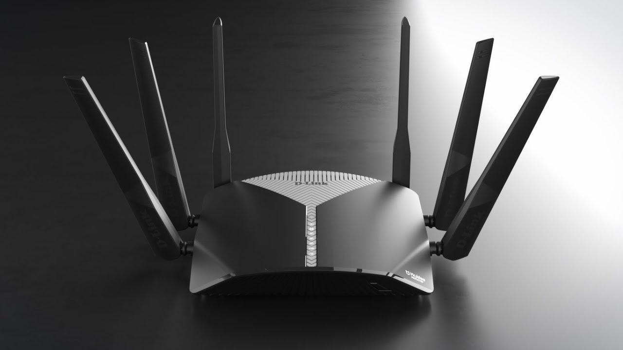 D-Link EXO Smart Mesh Wi-Fi Routers