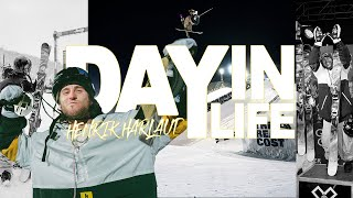 Henrik Harlaut - Day In Life / X Games Aspen 2020