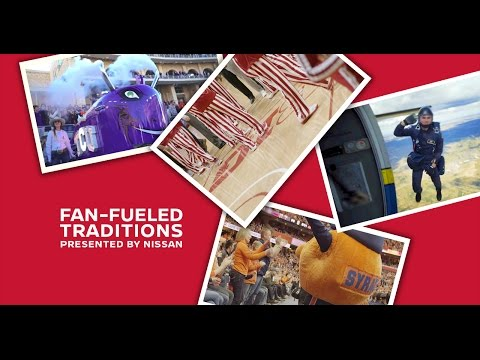 Nissan Fan-Fueled Traditions