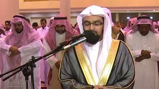 ﴿ولا تهنوا ولا تحزنوا وأنتم الأعلون﴾ تلاوة خاشعة للشيخ ناصر القطامي | ليلة (8) كاملة رمضان 1434