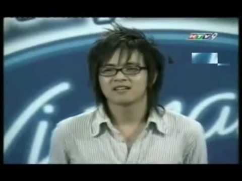 Wanbi Tuấn Anh thi Vietnam Idol 2007
