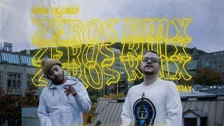 Obia le Chef // Zéros (Remix) ft. Rowjay // Vidéoclip officiel