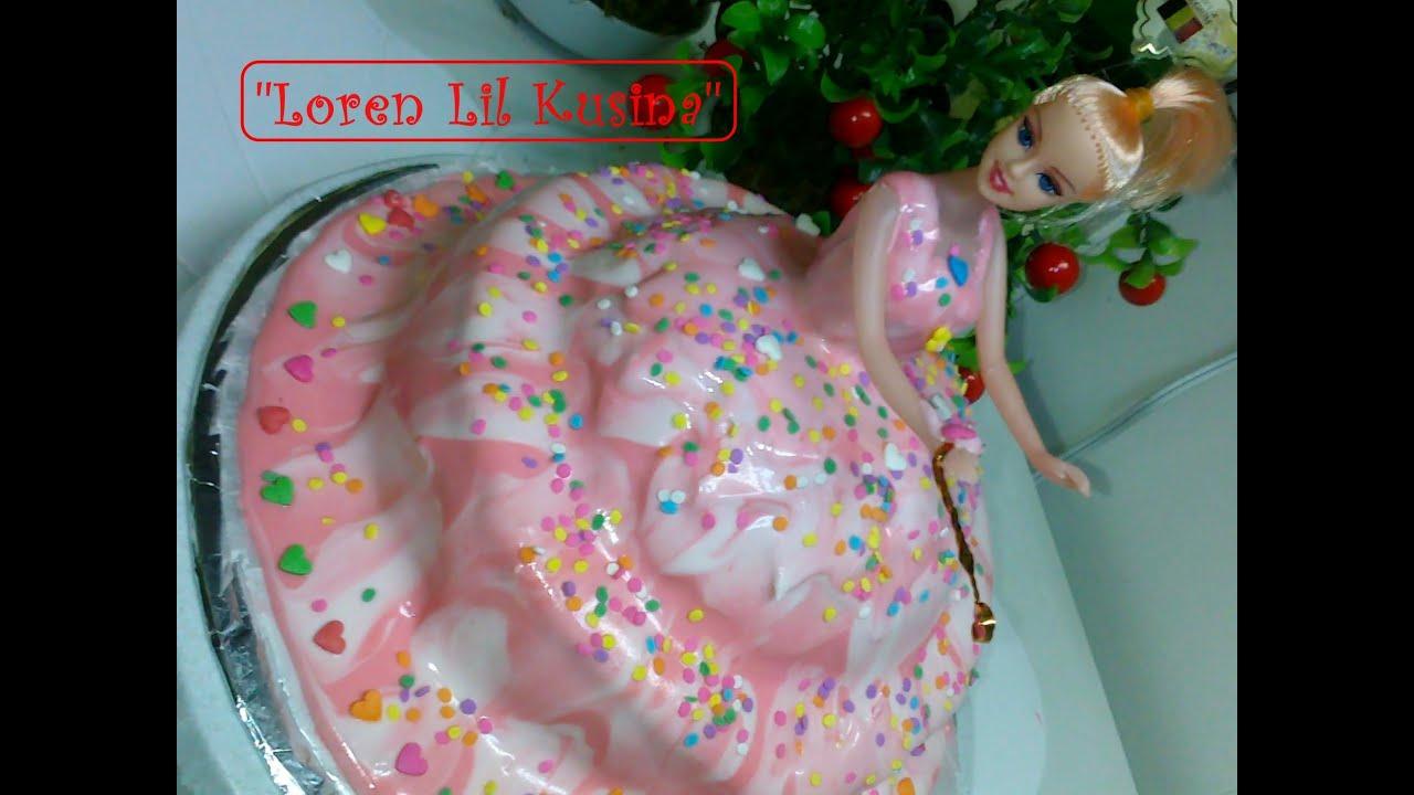 Doll Cake Homemade YouTube