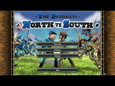North vs. South gameplay (PC Game, 1999) thumbnail
