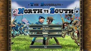 North vs. South gameplay (PC Game, 1999)