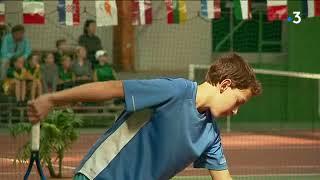 Tournoi de tennis des 10-12 à Bressuire