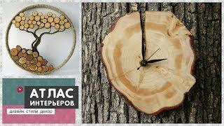 видео Виды декора изделий из дерева