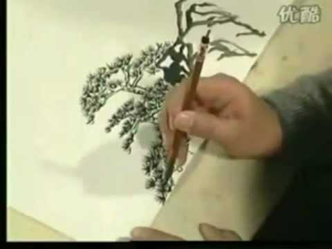 A Landscape Painting Compisition for Beginners