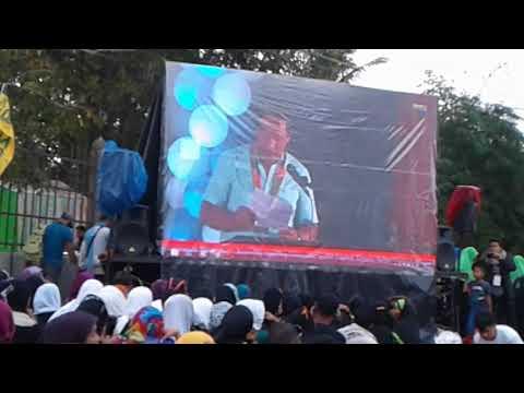 MNLF Chair Yusof Jikiri Speech during Bangsamoro Assembly Nov. 2017