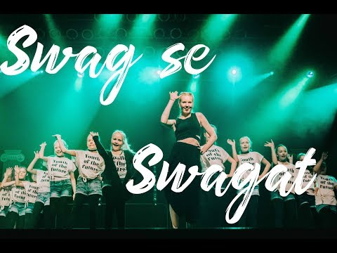 Swag se swagat Dance by Kids in Finland