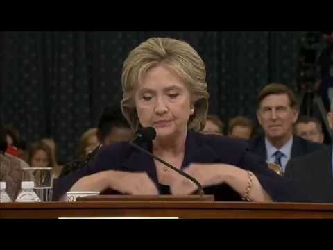 Hillary Clinton LYING UNDER OATH, Clear Grounds For PERJURY (VIDEO)