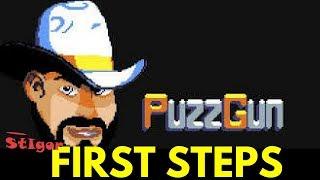 PUZZGUN - First steps