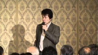 2011年10月29日金沢ニ水高校同窓会関東支部総会後、同窓生である鹿賀丈...