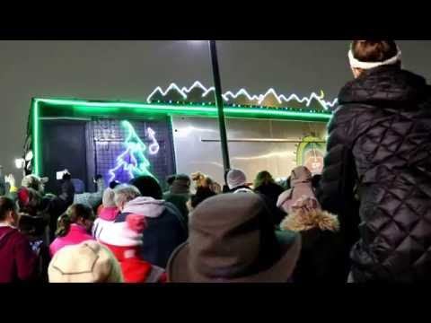 Holiday Train 2016 in Sturtevant, Wisconsin