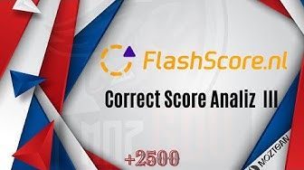 Flashscore - Correct Score(Nihai Skor) #3 Basketbol(Basketball)