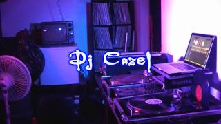 DJ CAZEL QUICK SNIPPET VIDEO