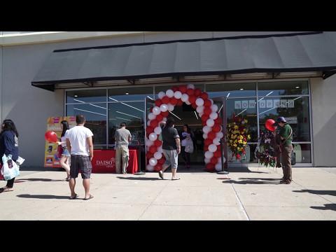 Hot News-Grand Opening Daiso at Arlington, TX