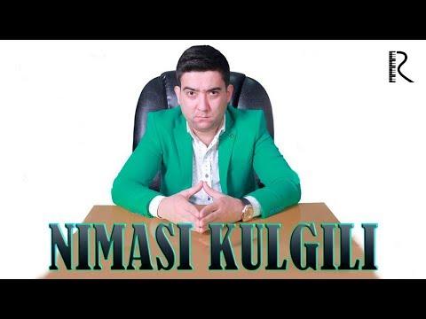 Dizayn a'zosi Qobil Karimberdiyev - Nimasi kulguli nomli konsert dasturi 2017