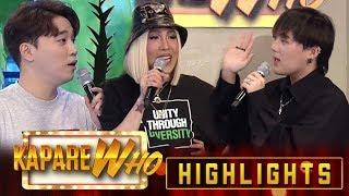 Vice Ganda tests Ryan and Jin Ho's hosting skills | It's Showtime KapareWho