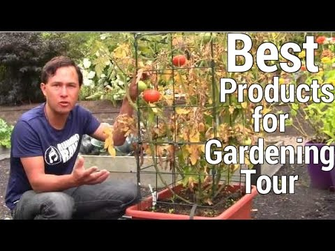 Best Products for Gardening at Gardeners Supply Tour