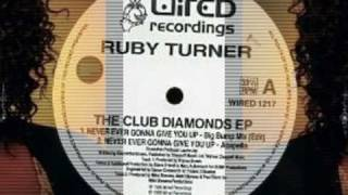 Ruby Turner - Never Gonna Give You Up (Big Bump Mix) 1994