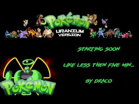 Draco - Pokemon Uranium game play (sorry for the lag)