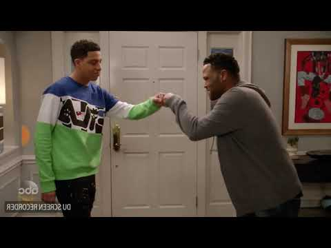 Black·ish - Dre goes to the sunken place