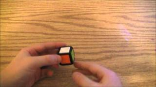 r021 how to solve a 1x1 rubik s cube