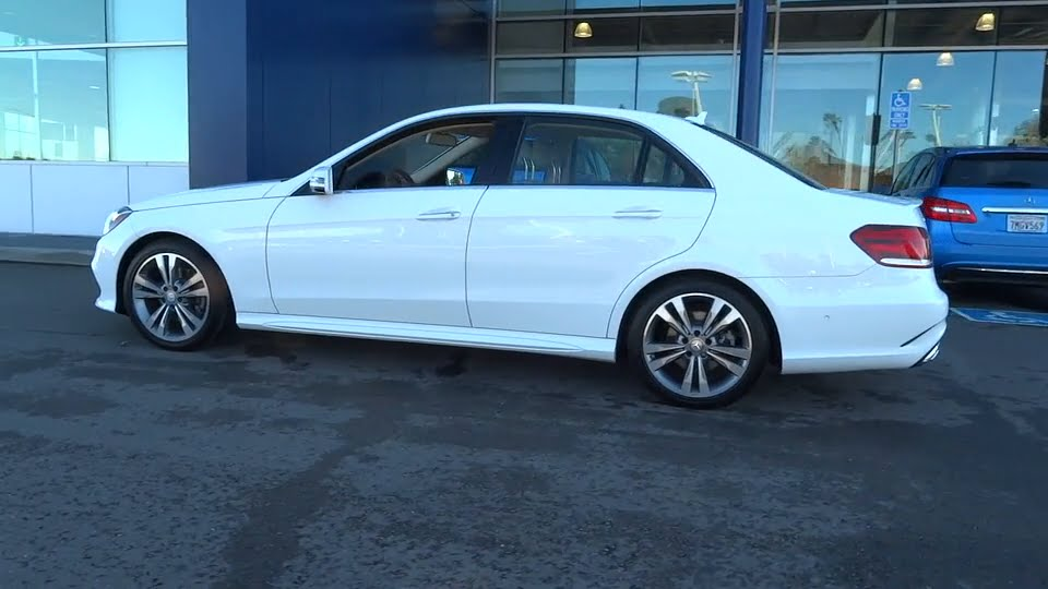 2016 mercedes benz e class pleasanton walnut creek for Mercedes benz of pleasanton
